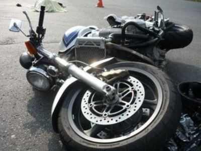 В ДТП с участием брянского полицейского погиб мотоциклист