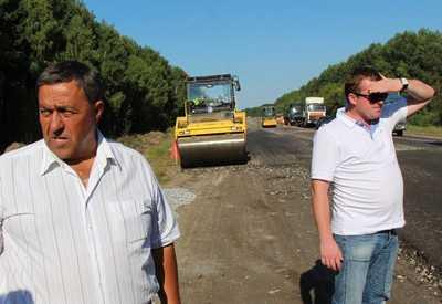 Выезд из Брянска и дороги до Новозыбкова и в Карачеве отремонтируют