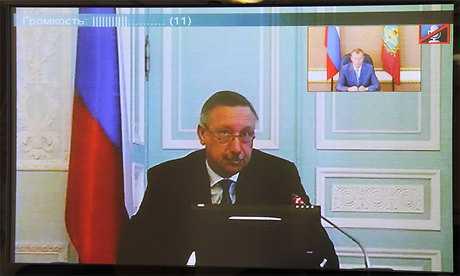 Брянский губернатор в разговоре с Бегловым прошелся по фирме депутата