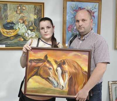 В Новозыбкове провели благотворительный аукцион