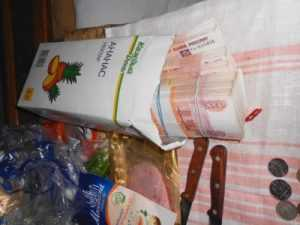 Брянские таможенники задержали украинку с 3 миллионами рублей