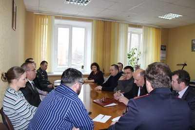 Брянцы собрали деньги для украинского «Беркута»