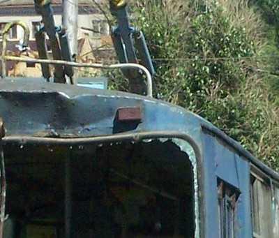 Брянский автомобилист сбил водительницу троллейбуса
