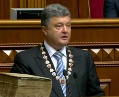 «Его Превосходительство» Порошенко очень хочет в Крым