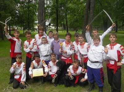 Стародубские ребята победили на фестивале «Золотая пчёлка»