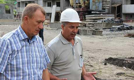 Оазис на Флотской улице Брянска превратился в остров робинзонов