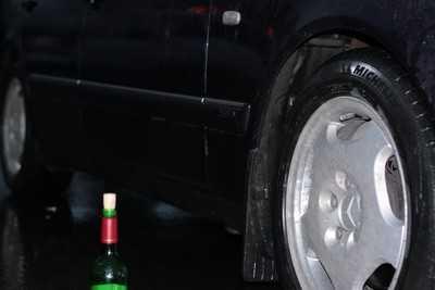 За два праздничных дня инспекторы поймали 95 пьяных водителей
