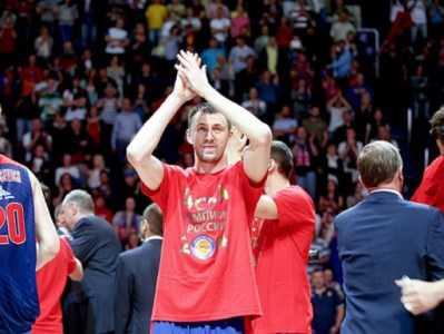 Брянский баскетболист Фридзон стал чемпионом России
