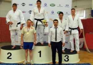 Брянские дзюдоисты завоевали восемь медалей на чемпионате ЦФО