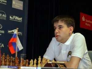 Брянский шахматист Ян Непомнящий делит лидерство на чемпионате мира