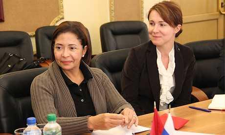 Советник ООН Зельмира Синклер оценит обстановку на брянской границе