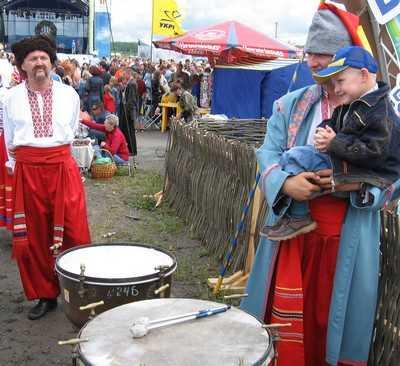 Фестиваль «Славянское единство» перенесли в брянское Климово