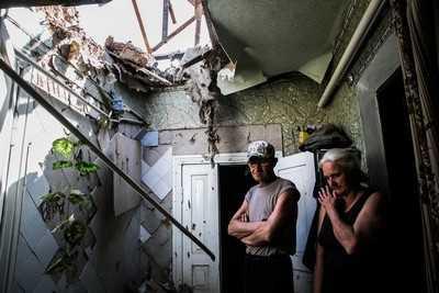 Брянские власти отвернулись от беженцев из Краматорска