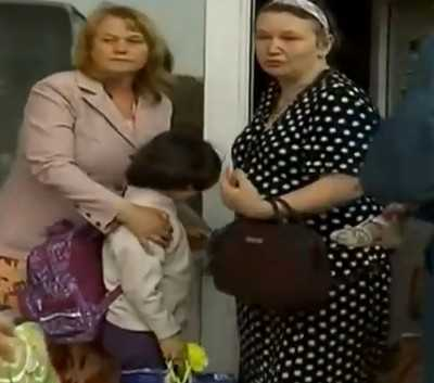 В Брянск прибыла еще одна группа украинских беженцев