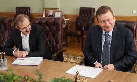 Президент «Мираторга» пообещал брянскому губернатору 6000