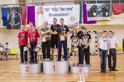Брянцы привезли медали с чемпионата России по ножевому бою