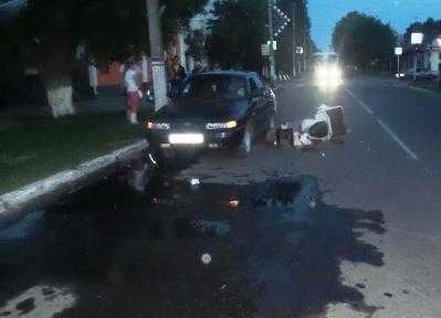 В Новозыбкове водитель скутера покалечил 4-летнего малыша