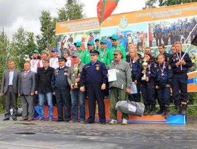 Юные брянские спасатели победили на соревнованиях в Туле
