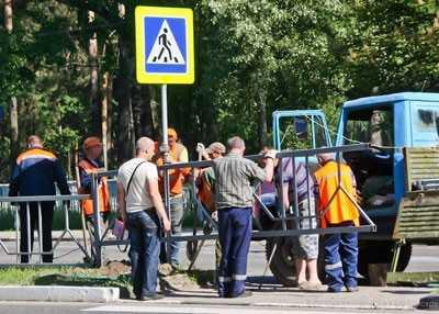 В Брянске закроют еще пять пешеходных переходов