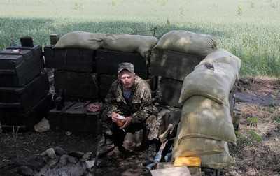 Украинские добровольцы служат в «жахливих умовах»