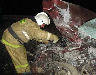 Два брянца погибли, пятеро ранены в Калужской области