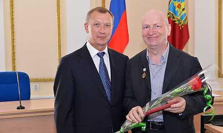 Одиннадцати брянцам вручены медали «Патриот России»