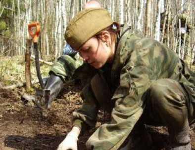 Костромские поисковики отправились в Брянскую область