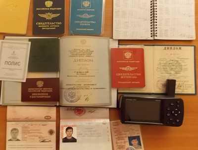 Украинская пропаганда российского летчика превратила в ополченца