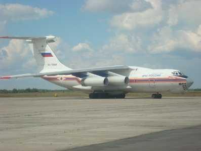 Самолёт МЧС доставил в Брянск ещё 125 украинских беженцев