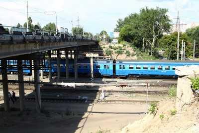 Предвыборные чудеса: власти пообещали мост около вокзала Брянск — I