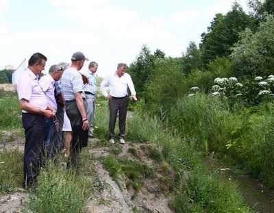 Жителям Бежицы пообещали мост до леса