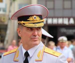 Брянск отпраздновал 70-летие УМВД
