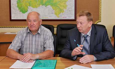 Брянского губернатора убедили в процветании Севского района