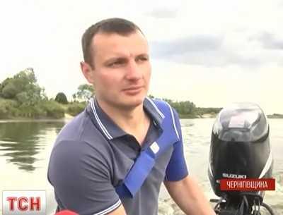 Украинские активисты настучали на брянских диверсантов с ластами