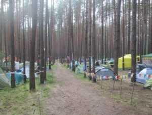 Из-за близости Украины на турслёт под Брянском не хотели отпускать детей