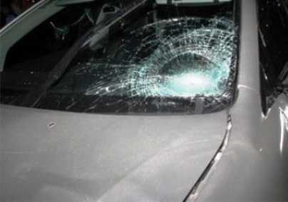 Пьяный брянский лихач, удирая от полиции, протаранил иномарку