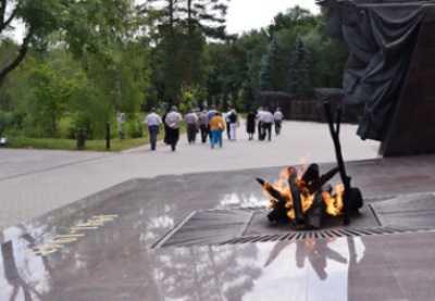 На брянской «Партизанской поляне» появится Аллея Героев