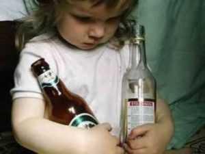 Брянщина обогнала соседей по количеству малолетних алкоголиков