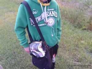 Брянского студента поймали с килограммом марихуаны
