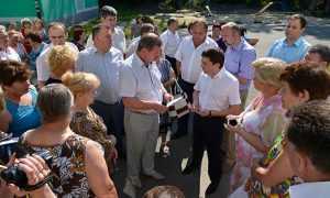 Комиссия Минстроя оценила в Брянске положение с ветхим жильем