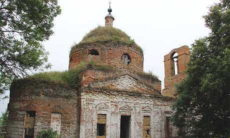Брянский архитектор высказался за восстановление церкви в Елисеевичах