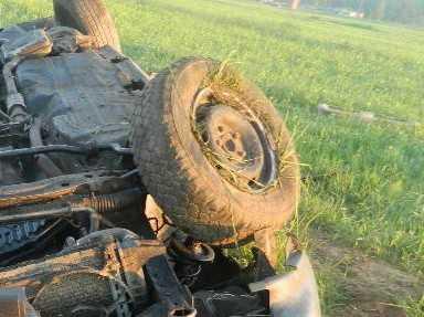 Брянский водитель снял скальп со своего пассажира
