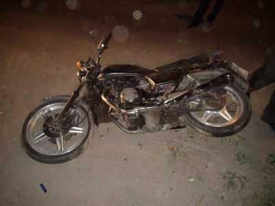 Под Мглином погиб мотоциклист
