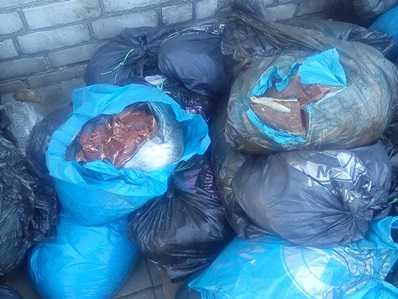 Через Брянск хотели провезти опасное украинское сало
