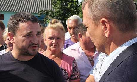 Предвыборные чудеса: брянский губернатор десантировался в Ольховке