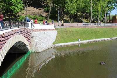 Проекты реконструкции парков Брянска признали прожектами