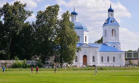 К своему 1040-летию Трубчевск получит ледовый дворец