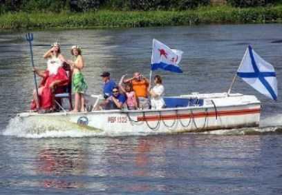 День ВМФ  впервые отметят сразу в двух районах Брянска
