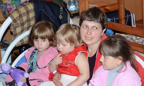 В Брянской области нашли приют 7 тысяч украинцев
