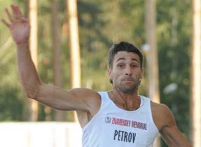 Брянский прыгун впервые стал чемпионом России